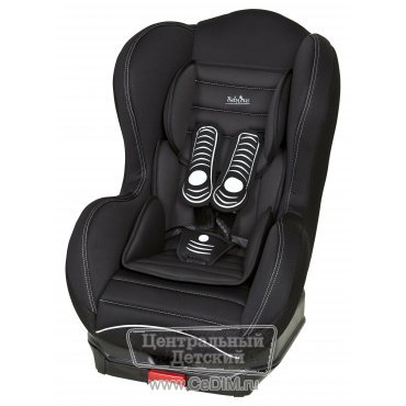 Автокресло Nania COSMO SP ISO BLACK 0 - 18 кг чёрный  Nania